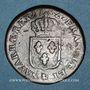 Monnaies Louis XVI (1774-1793). Sol 1782 &. Aix. Différent sous le buste : arc