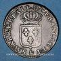 Monnaies Louis XVI (1774-1793). Sol 1782 &. Aix. Différent sous le buste : étoile