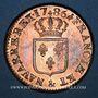 Monnaies Louis XVI (1774-1793). Sol 1786 &. Aix