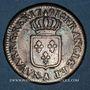 Monnaies Louis XVI (1774-1793). Sol 1791 A. Léopard. 2e semestre