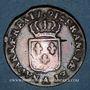Monnaies Louis XVI (1774-1793). Sol 1791A. Héron. 1er semestre