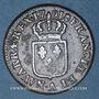Monnaies Louis XVI (1774-1793). Sol 1791A. Léopard. 2e semestre