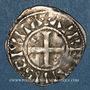 Monnaies Philippe I (1060-1108). Denier, 1er type. Orléans