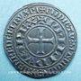 Monnaies Philippe III le Hardi (1270-1285). Gros tournois