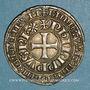 Monnaies Philippe IV le Bel (1285-1314). Gros tournois à l'O long (1290-95)