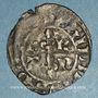 Monnaies Philippe VI (1328-1350). Double tournois, 1er type, 3e émission