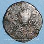 Monnaies Orient Latin. Comté d'Edesse. Baudouin I  ou Baudouin II (1098-1104). Follis