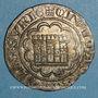 Monnaies Orient Latin. Comté de Tripoli. Bohémond VII (1275-1287). Gros