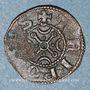 Monnaies Orient Latin. Comté de Tripoli. Raymond III (1152-1187). Pougeoise