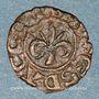 Monnaies Orient Latin. Henry de Champagne (1192-1197). Pougeoise