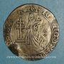 Monnaies Orient Latin. Ordre de Saint Jean à Rhodes. Roger de Pins (1355-1365). Gigliato
