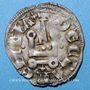 Monnaies Orient Latin. Princes d'Achaïe. Philippe de Tarente (1306-1313). Denier tournois