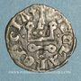 Monnaies Orient Latin. Principauté d'Achaïe. Philippe de Savoie (1301-1307). Denier tournois