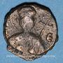Monnaies Orient Latin. Principauté d'Antioche. Bohémond II (1126-1130). Follis
