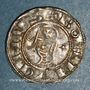 Monnaies Orient Latin. Principauté d'Antioche. Bohémond III. Majorité (1163-1201). Denier