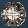 Monnaies Orient Latin. Principauté d'Antioche. Bohémond III, pendant sa majorité (1163-1201). Denier Antioche