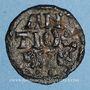 Monnaies Orient Latin. Principauté d'Antioche. Raymond de Poitiers (1136-1149). Follis