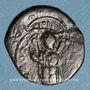 Monnaies Orient Latin. Principauté d'Antioche. Roger de Salerne, régent (1112-1119). Follis 1er type