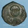 Monnaies Orient Latin. Principauté d'Antioche. Tancrède, régent (1104-1112). Follis type 1
