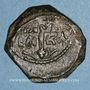 Monnaies Orient Latin. Principauté d'Antioche. Tancrède, régent (1104-1112). Follis type 2