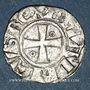Monnaies Orient Latin. Royaume de Jérusalem. Amaury (1163-1174). Denier