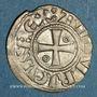 Monnaies Orient Latin. Royaume de Jérusalem. Amaury (1163-1174). Obole