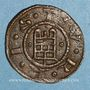 Monnaies Orient Latin. Seigneurs de Beyrouth. Raymond de Tripoli (1184-1186). Pougeoise