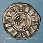 Monnaies Principauté d'Antioche. Bohémond III, pendant sa minorité (1149-1163). Denier. Antioche