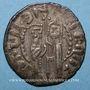 Monnaies Royaume d'Arménie. Hétoum I & Isabelle d'Arménie (1226-1252). Tram