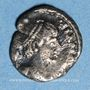 Monnaies Les Ostrogoths. Athalaric (526-534). Monnayage au nom de Justinien. 1/4 silique. Ravenne, 527-534