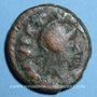 Monnaies Les Ostrogoths. Théodoric (489-526) ou Athalaric (526-534). 40 nummi. Rome (522-534)