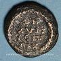 Monnaies Les Ostrogoths. Witigis (536-540). Décanoummion. Ravenne