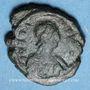 Monnaies Les vandales. Hilderic (523-530). Nummus bronze
