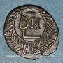 Monnaies Les Vandales. Trasamund (496-523). 1/2 silique (ou 50 deniers). Carthage