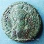 Monnaies Ostrogoths. Monnayage quasi autonome de Rome (491-534). 1/2 follis (20 nummi)
