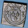 Monnaies Charles VII (1422-1461) et Louis XI (1461-1483). Poids monétaire de l'écu à la couronne neuf