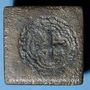 Monnaies Espagne. Charles Quint (1516-1556). Poids monétaire de la quadruple pistole