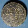 Monnaies Espagne. Poids monétaire de 8 réaux Philippe IV (1621-1665)