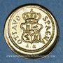 Monnaies Espagne. Poids monétaire de l'escudo (1537 à 1821). Fabrication italienne