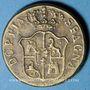 Monnaies Espagne. Poids monétaire du doublon d'Espagne de Philippe V (1700-1746)
