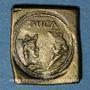 Monnaies Espagne. Poids monétaire du ducat de Ferdinand et Isabelle (1469-1504)