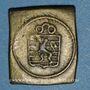Monnaies Espagne. Poids monétaire du ducat de Ferdinand et Isabelle (1474-1504)