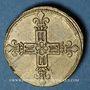 Monnaies Henri III (1574-1589) à Louis XIV (1643-1715). Poids monétaire du quart d'écu