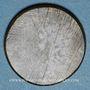 Monnaies Italie. Italie. Savoie. Poids monétaire de la demi-doppia neuve de 12 lires (vers 1786-1798)