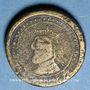 Monnaies Italie. Milan. Poids monétaire du 1/4 de ducaton de Philippe II d'Espagne