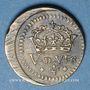 Monnaies Louis XIII (1610-1643) et Louis XIV (1643-1715). Poids monétaire du louis de 1640 à 1704