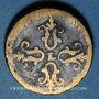 Monnaies Louis XIII (1610-1643). Poids monétaire du franc