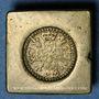 Monnaies Louis XV (1715-1774). Poids monétaire de l'écu de France-Navarre
