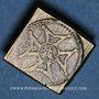 Monnaies Louis XV (1715-1774). Poids monétaire du louis à la croix de Malte