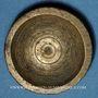 Monnaies Poids en bronze indéterminé provenant d'une pile à godets